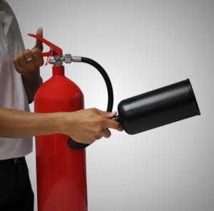 Praktyczne szkolenia gaszenia pożarów